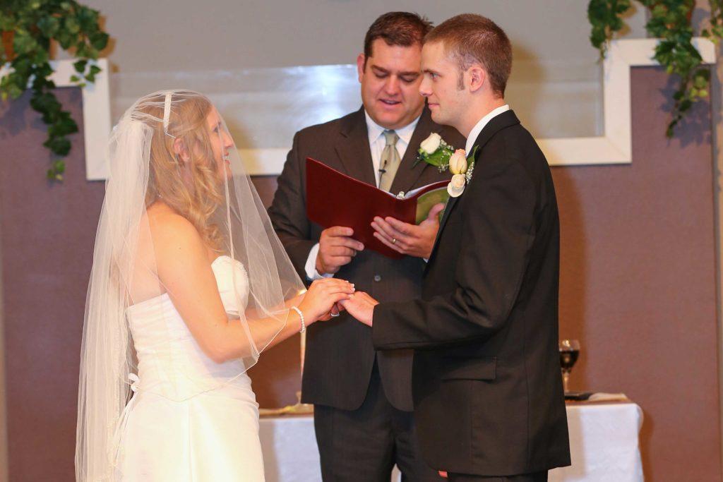 A Wedding at Resurrection Church